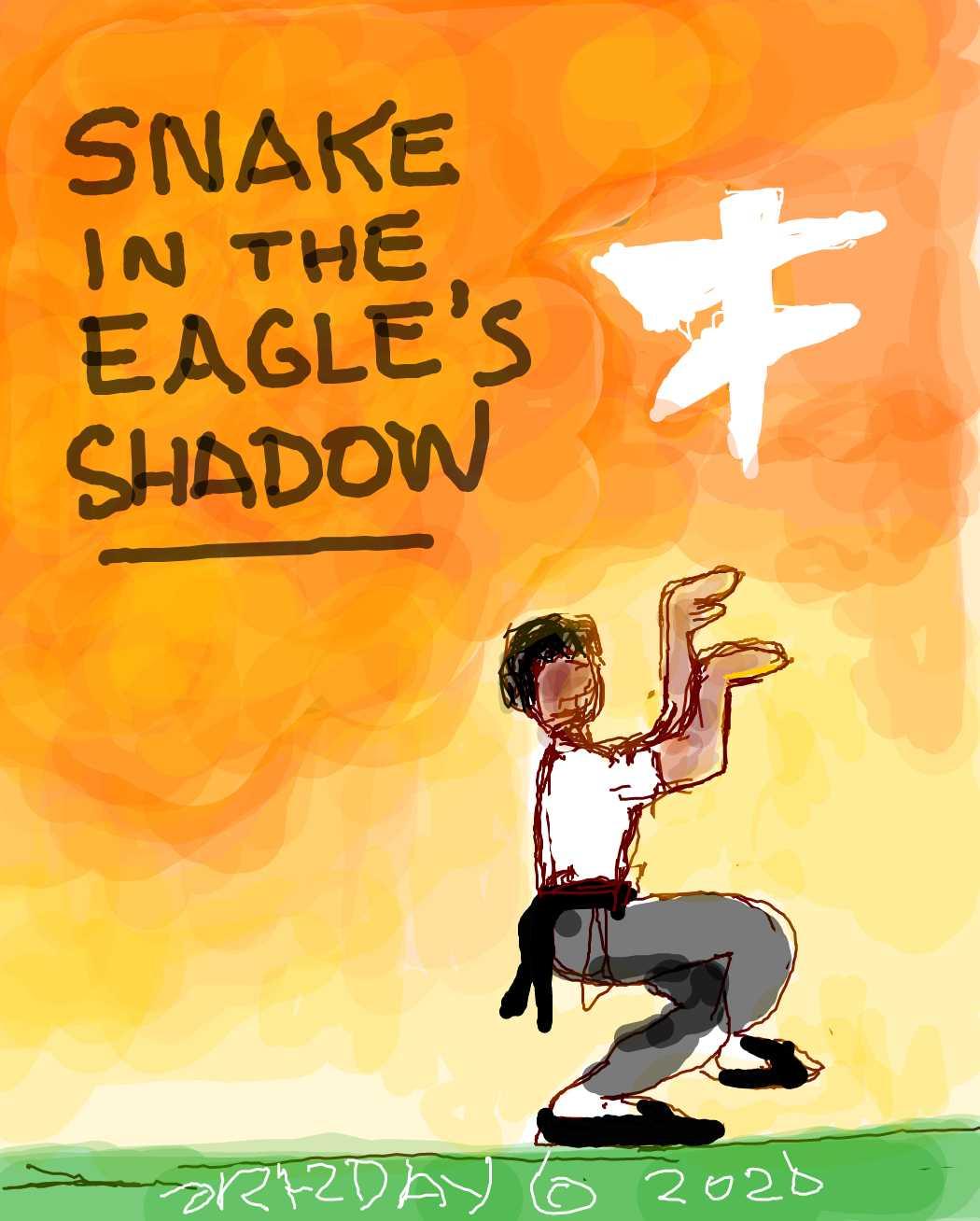 Snake,  eagle