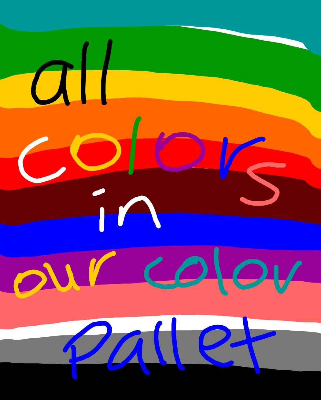 all art2day colors