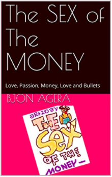 the sex of the money comic book cover