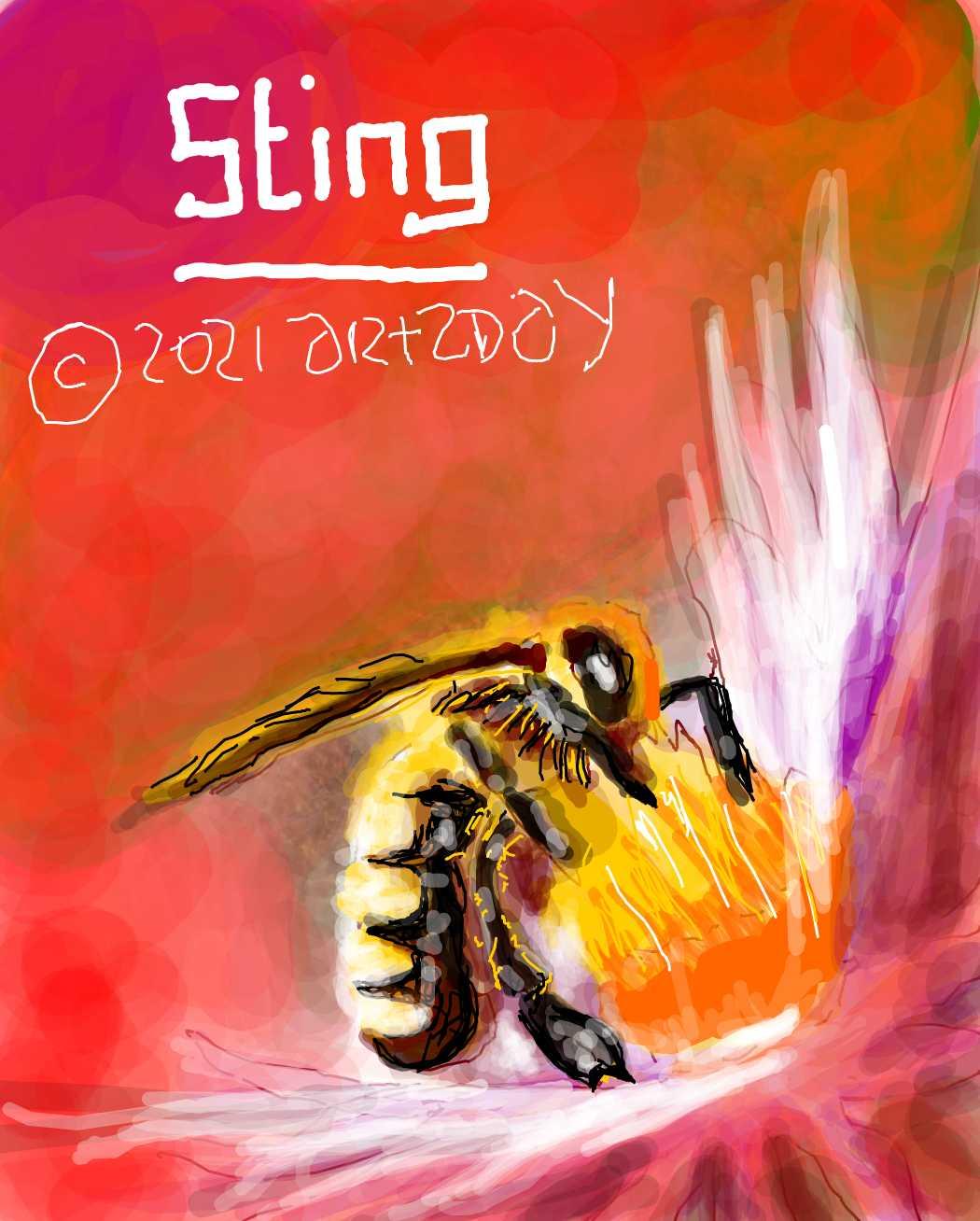 honey maker - the bee