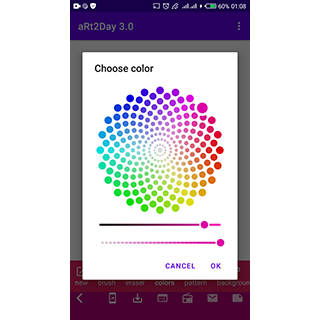 new color dialog